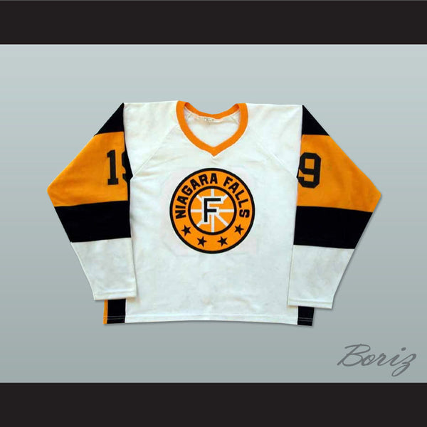 Paul Mercier Niagara Falls Flyers Hockey Jersey NEW Any Size or Player - borizcustom - 1
