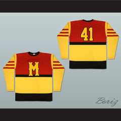 Minneapolis Millers Old School Hockey Jersey NEW Any Size or Player - borizcustom