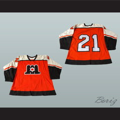 Maine Mariners Road Hockey Jersey NEW Stitch Sewn Any Player Number - borizcustom