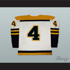 Niagara Falls Flyers Old School Hockey Jersey NEW Any Size Any Player or Number - borizcustom