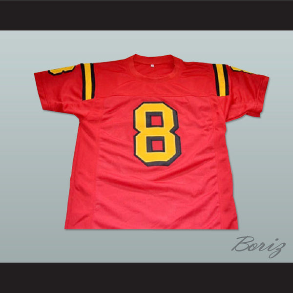 Clark Kent Smallville Football Jersey NEW Any Size Any Player or Number - borizcustom