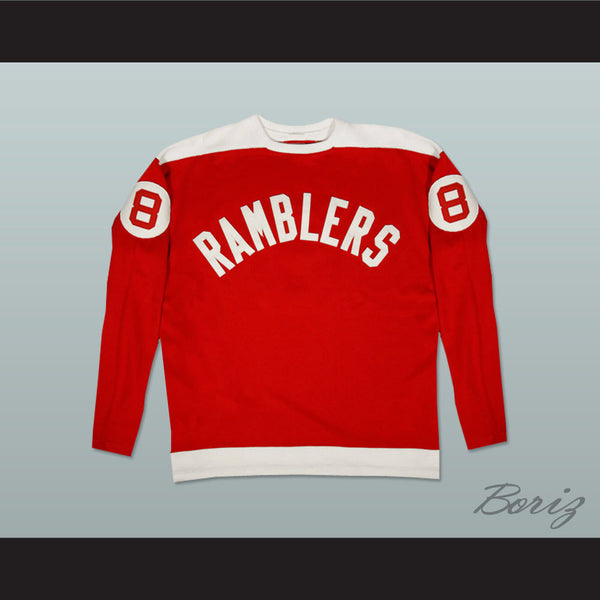 Philadelphia Ramblers Old School Hockey Jersey NEW Any Size Any Player or Number - borizcustom - 1