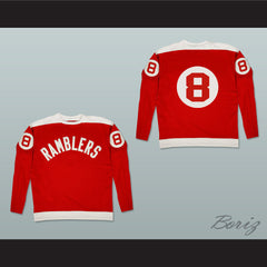 Philadelphia Ramblers Old School Hockey Jersey NEW Any Size Any Player or Number - borizcustom - 3