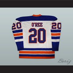Willie O'Ree San Diego Gulls Old School Hockey Jersey NEW Any Size Any Player or Number - borizcustom - 2