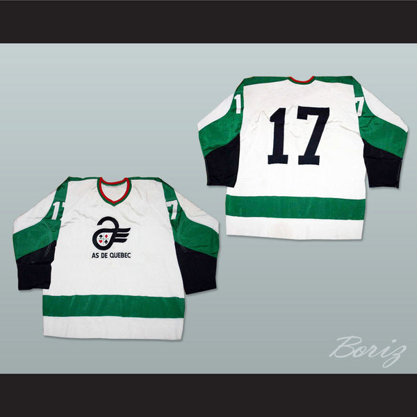 ... Quebec Aces Hockey Jersey NEW Any Size Any Player or Number -  borizcustom - 3 0f5ca573f