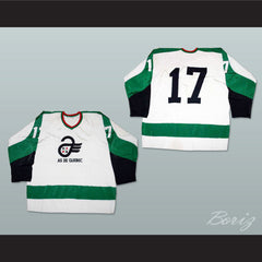 Quebec Aces Hockey Jersey NEW Any Size Any Player or Number - borizcustom - 3