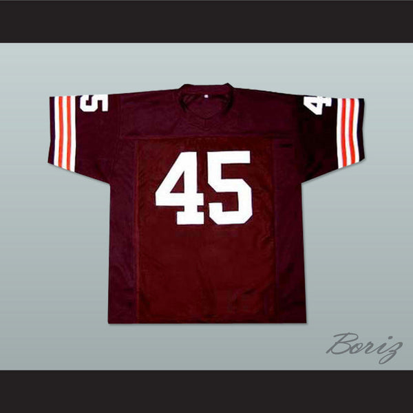 Product Image The Express  The Ernie Davis Story Movie Football Jersey New  - borizcustom - 1 ... d645f2432