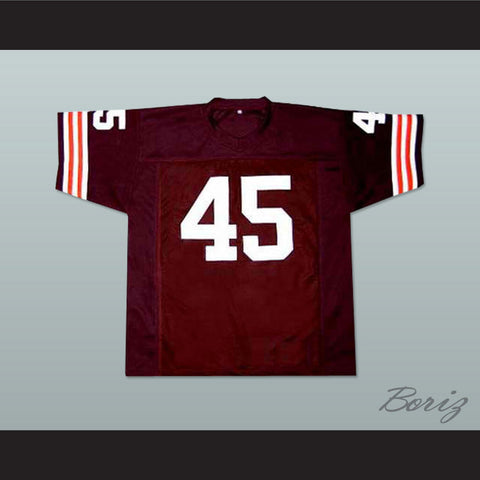 The Express: The Ernie Davis Story Movie Football Jersey New - borizcustom - 1