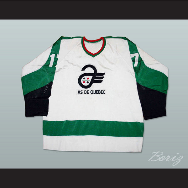 Quebec Aces Hockey Jersey NEW Any Size Any Player or Number - borizcustom - 1