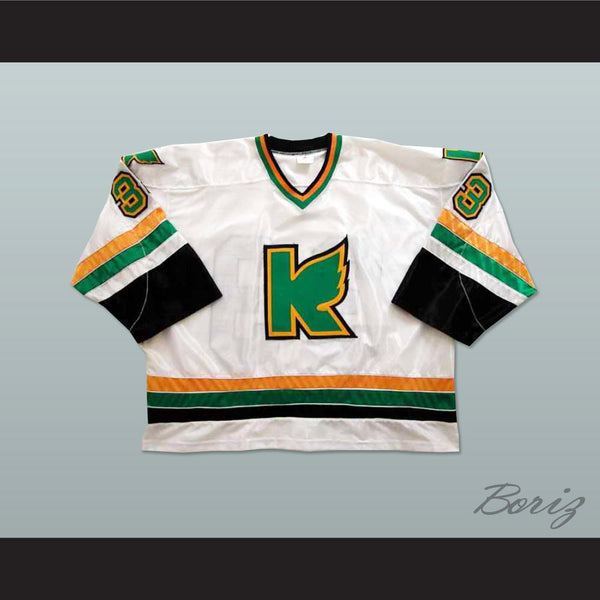 Michigan K-Wings Hockey Jersey NEW Any Size Any Player or Number - borizcustom