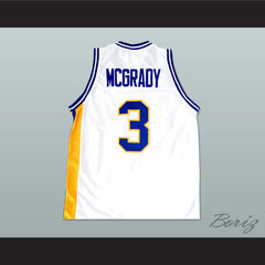 Tracy McGrady Auburndale High School Basketball Jersey 3 New - borizcustom - 2