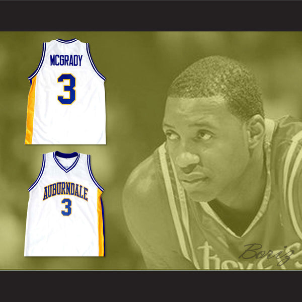 8f07353d6 ... Tracy McGrady Auburndale High School Basketball Jersey 3 New -  borizcustom - 3