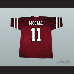 Scott McCall 11 Beacon Hills Lacrosse Jersey Teen Wolf TV Series New - borizcustom - 2