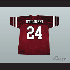 Stiles Stilinski 24 Beacon Hills Lacrosse Jersey Teen Wolf TV Series New - borizcustom - 2