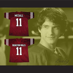Scott McCall 11 Beacon Hills Lacrosse Jersey Teen Wolf TV Series New - borizcustom - 3