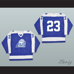 New Brunswick Hawks Hockey Jersey Any Size Any Player or Number NEW - borizcustom