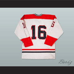 Pat LaFontaine Verdun Juniors Hockey Jersey Any Size Any Player or Number NEW - borizcustom - 2
