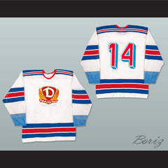 Sports Club Dynamo Berlin Hockey Jersey Any Size Any Player or Number NEW - borizcustom - 3