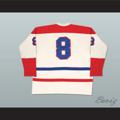 Houston Apollos Hockey Jersey Any Size Any Player or Number NEW - borizcustom - 2
