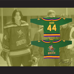 Fulton Reed 44 NEW Stitch Sewn Hockey Jersey Any Size - borizcustom