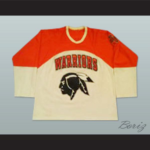 Fulton Reed Eden Hall Warriors 44 NEW Stitch Sewn Hockey Jersey Any Size - borizcustom