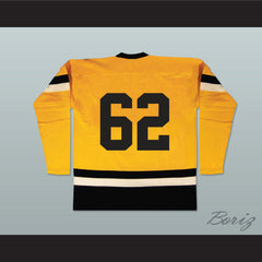 San Francisco Seals Old School Hockey Jersey NEW Any Size Stitch Sewn - borizcustom - 2