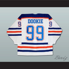 Houston COILERS Dookie Joke Hockey Jersey NEW Any Size Any Player or Number - borizcustom - 2