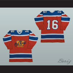 Edmonton Oil Kings Defunct Team Hockey Jersey Stitch Sewn New - borizcustom