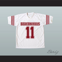 Scott McCall 11 Beacon Hills Lacrosse Jersey Teen Wolf TV Series New - borizcustom - 4