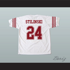 Stiles Stilinski 24 Beacon Hills Lacrosse Jersey Teen Wolf TV Series New - borizcustom - 5