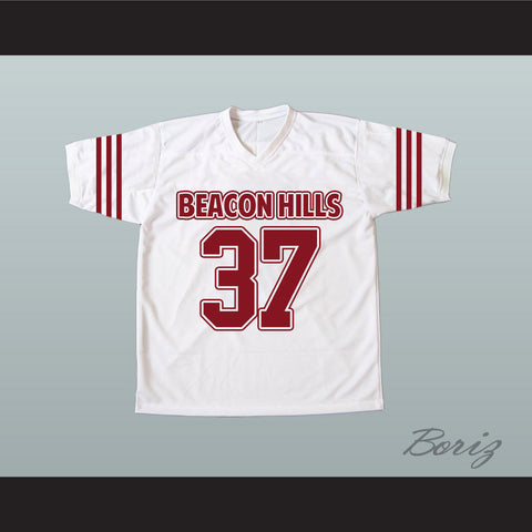 Jackson Whittemore 37 Beacon Hills Lacrosse Jersey Teen Wolf TV Series New - borizcustom