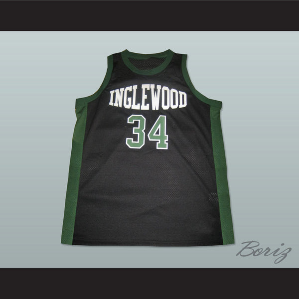 wholesale dealer 51b7d 29c59 Paul Pierce 34 Inglewood High School Basketball Jersey NEW Stitch Sewn