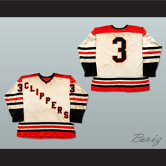 Baltimore Clippers Hockey Jersey NEW Stitch Sewn - borizcustom