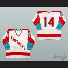 Pincher Creek Panthers Hockey Jersey NEW Stitch Sewn Any Player or Number - borizcustom - 3
