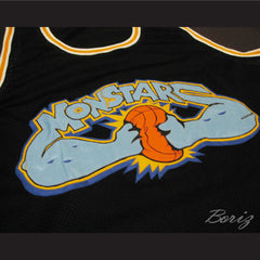 Michael Jordan Space Jam Tune SQUAD MonStars Basketball Jersey Custom Made - borizcustom