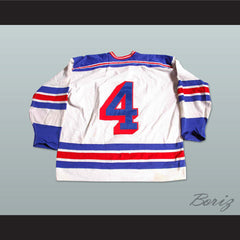 Spokane Flyers Hockey Jersey NEW Stitch Sewn - borizcustom - 2