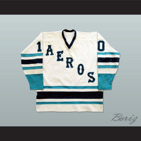 John Gray Houston Aeros Hockey Jersey NEW Stitch Sewn Any Player or Number - borizcustom