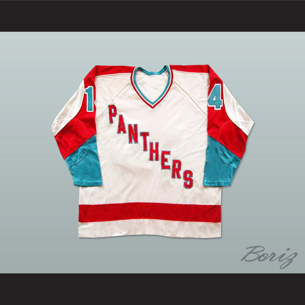 Pincher Creek Panthers Hockey Jersey NEW Stitch Sewn Any Player or Number - borizcustom