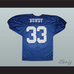 Al Bundy Polk High Football Jersey Married With Children Ed O' Neill Stitch Sewn - borizcustom