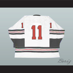 Columbus Owls IHL Hockey Jersey NEW Stitch Sewn Any Player or Number - borizcustom