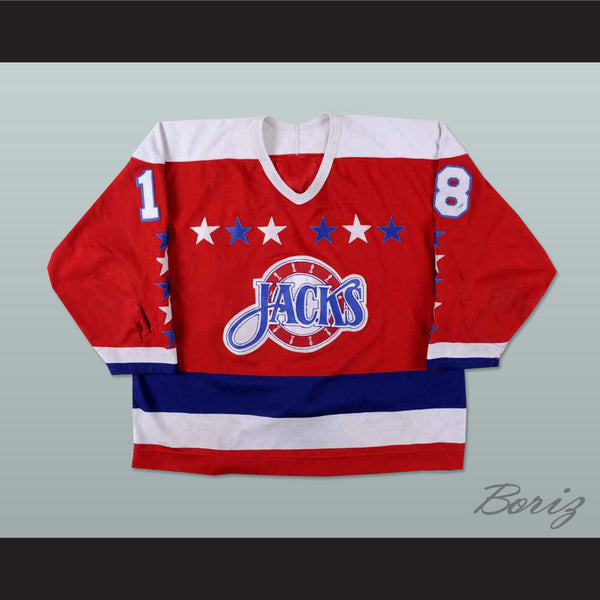 Steve Maltias Baltimore Skipjacks Hockey Jersey NEW - borizcustom