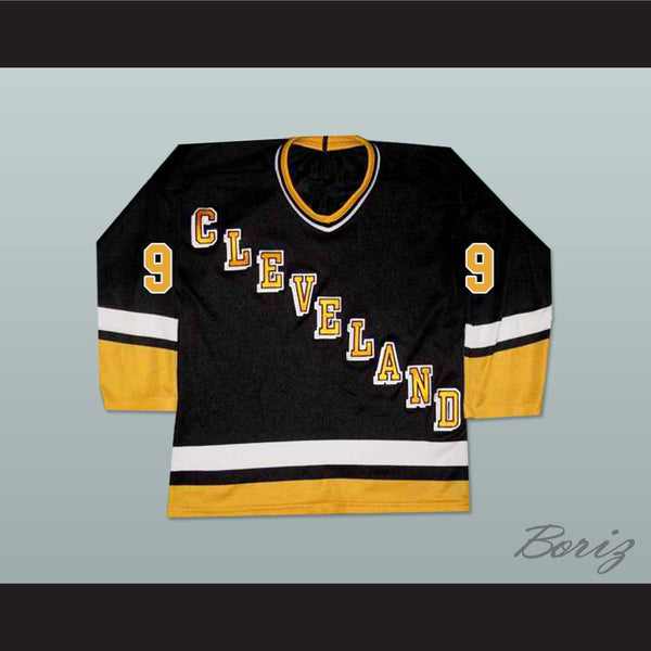 Cleveland Lumberjacks IHL Hockey Jersey NEW Any Number - borizcustom