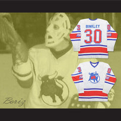 Les Binkley Toronto Toros WHA Hockey Jersey NEW Any Number - borizcustom