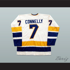 Wayne Connelly Minnesota Fighting Saints WHA Hockey Jersey New - borizcustom - 2