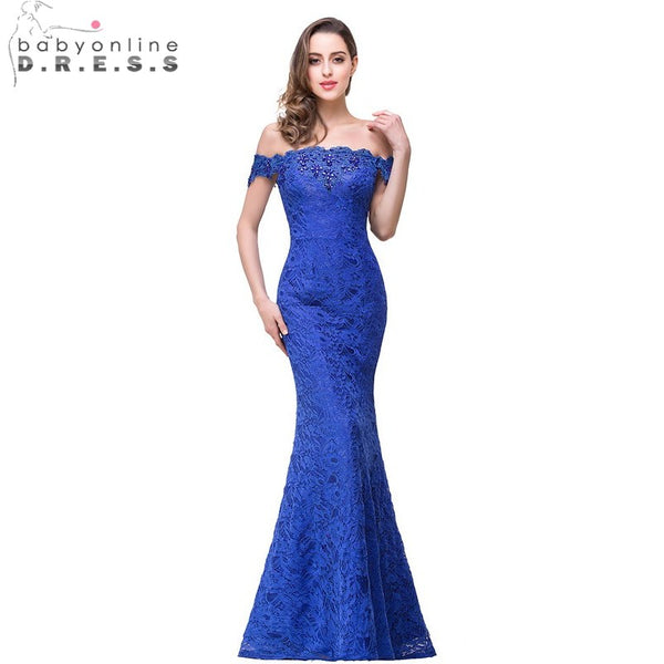 432653f42fbc6 Robe Demoiselle D'honneur Cheap Purple Lavender Beaded Mermaid Lace  Bridesmaid Dress Long 2017 Vestido de Festa Casamento