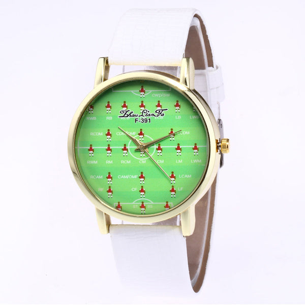 Watch Candy Color Women Watches retro Leather Strap Ladies Quartz Wrist Watche Roman Numeral Big Dial For Women relogio feminino