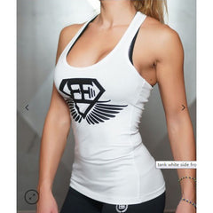 2017 Women Cotton Gyms Tank Tops Bodybuilding Fitness Sexy Tank Shirts ClothesWomens Stringer Gyms Clothing Body Engineers