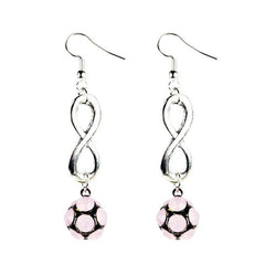 SUSENSTONE  Crystal earrings earrings New Fashion Women Dangle Earring Crystal Earrings Eardrop Hoops