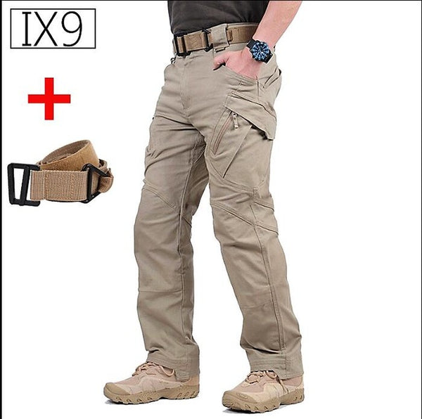 6b21c3f4aad374 ... IX9 Tactical Men Pants Combat Trousers Army Military Pants Men Cargo  Pants For Men Military SWAT ...