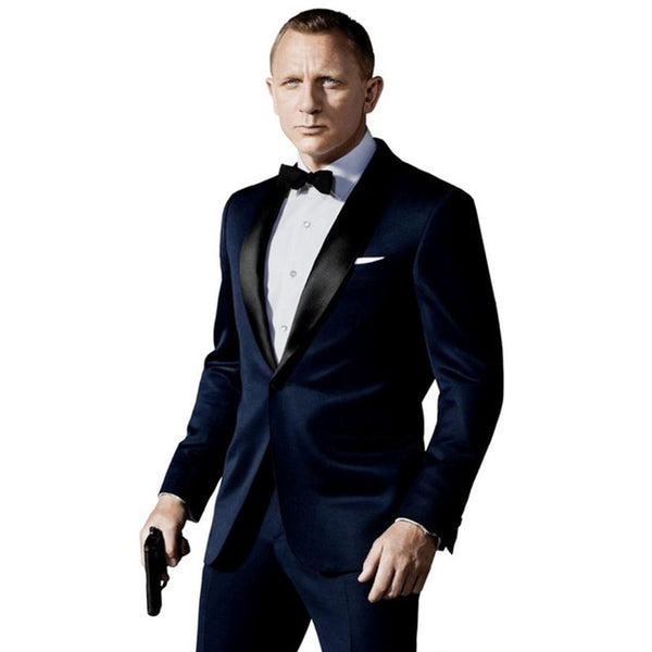 26f90532 Costume Homme Terno Masculino Tuxedos Slim Fit Men Suits Latest Design